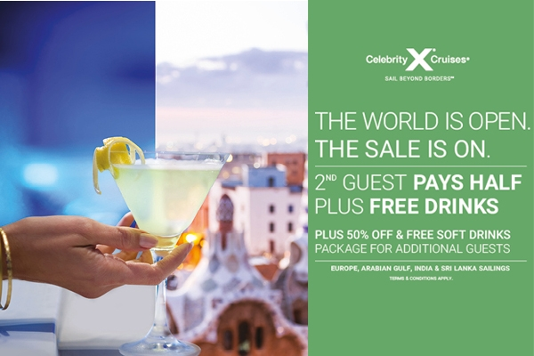 Celebrity Cruises The World Is Open