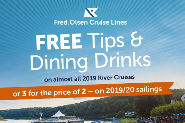 Fred Olsen Free Dining Drinls and Tips