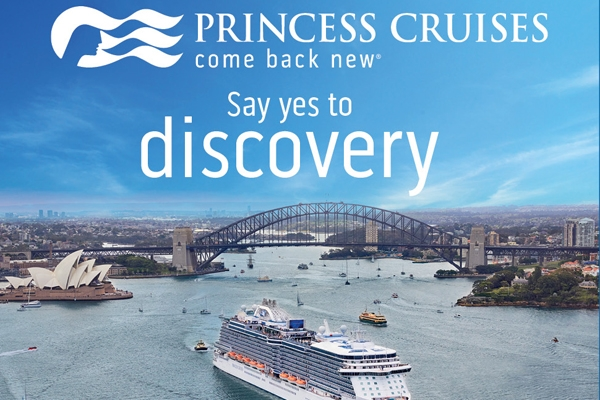 Princess Cruises Say Yes to Discovery