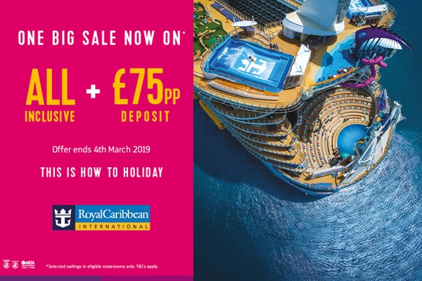 Royal Caribbean This Is How to Holiday