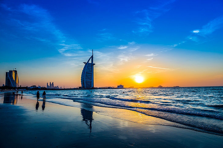 Al Arab Hotel And Beach Dubai