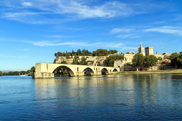 Avignon Bridge Provence