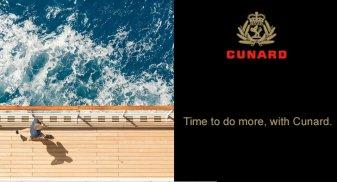 Cunard Offers 2018