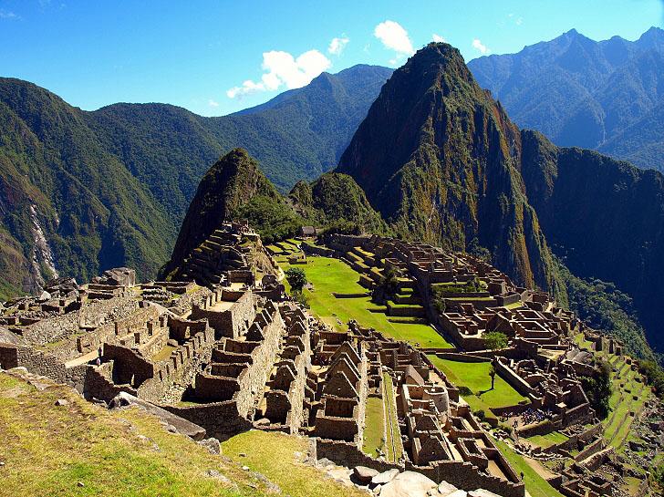 Incas Machu Picchu