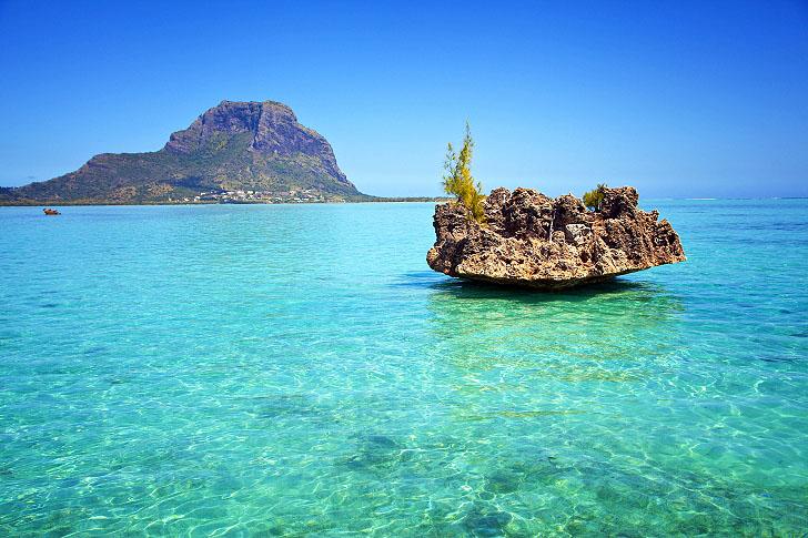 Sea In Mauritius