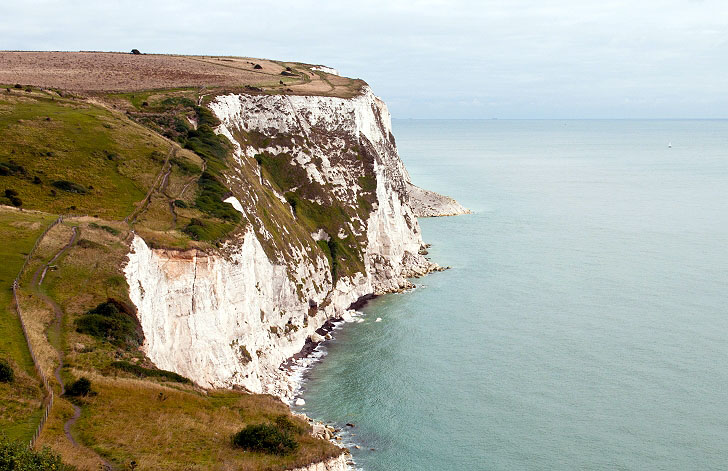 White Cliffs Of Of Dover