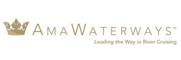 AmaWaterways cruiseline logo