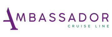Ambassador Cruise Line logo