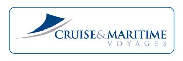 Cruise & Maritime Voyages cruiseline logo