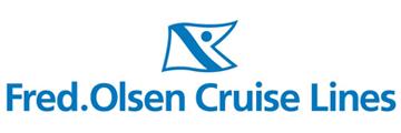 Fred. Olsen Cruise Lines cruiseline logo