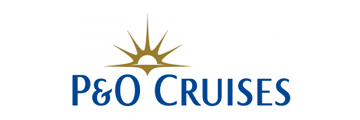 P&O Cruises cruiseline logo