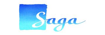 Saga Cruises cruiseline logo