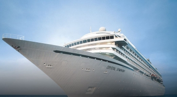 Crystal Symphony exterior view