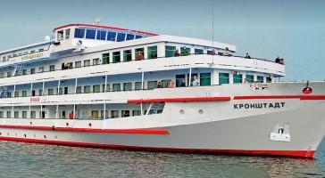 MS Kronstadt exterior view