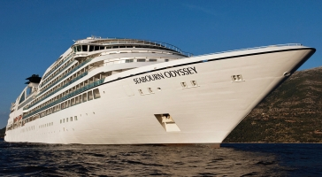 Seabourn Odyssey exterior view