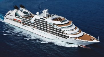 Seabourn Quest exterior view