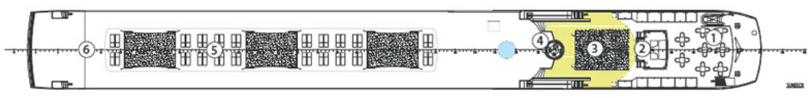 Avalon Artistry II-deckplan-Sky Deck