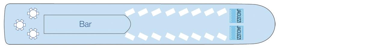 La Belle de L'Adriatique-deckplan-Sun Deck