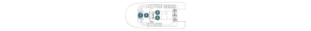 Emerald Azzurra-deckplan-Deck 7 - Sky Deck