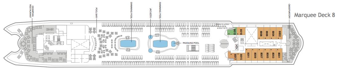Braemar-deckplan-Marquee Deck 8