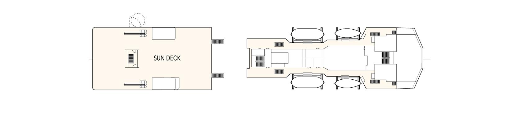 MS Vesterålen-deckplan-Deck F
