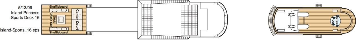 Island Princess-deckplan-Deck 16