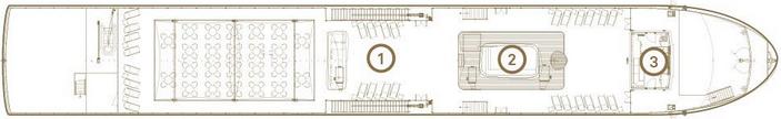 Scenic Azure-deckplan-Sun Deck