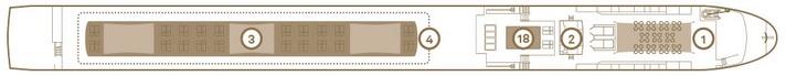 Scenic Jasper-deckplan-Sun Deck