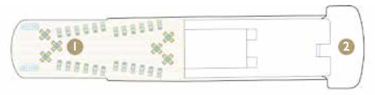 Scenic Tsar-deckplan-Onega Deck