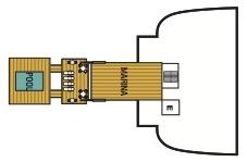 Seabourn Odyssey-deckplan-Deck 2