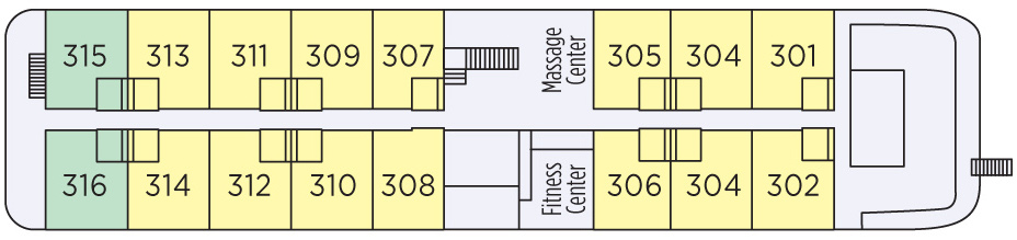 River Tosca-deckplan-Pyramid Deck