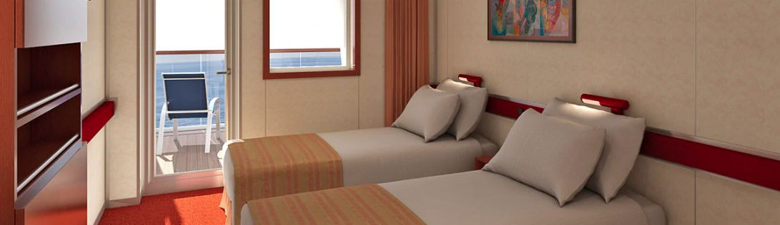 Carnival Fascination-stateroom-Grand Suite Extended Balcony