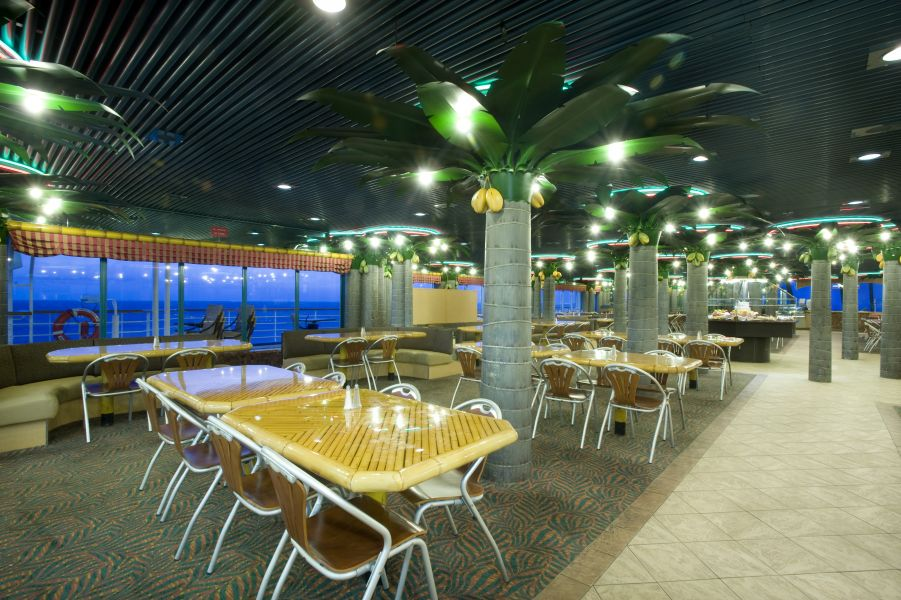Carnival Fascination-dining-Coconut Grove Bar & Grill