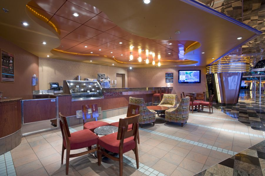 Carnival Fascination-dining-Coffee Bar