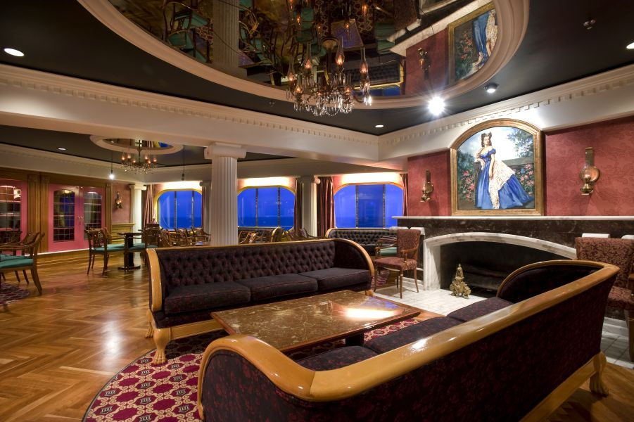 Carnival Fascination-entertaiment-Library