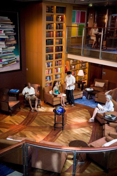 Celebrity Constellation-entertaiment-Library