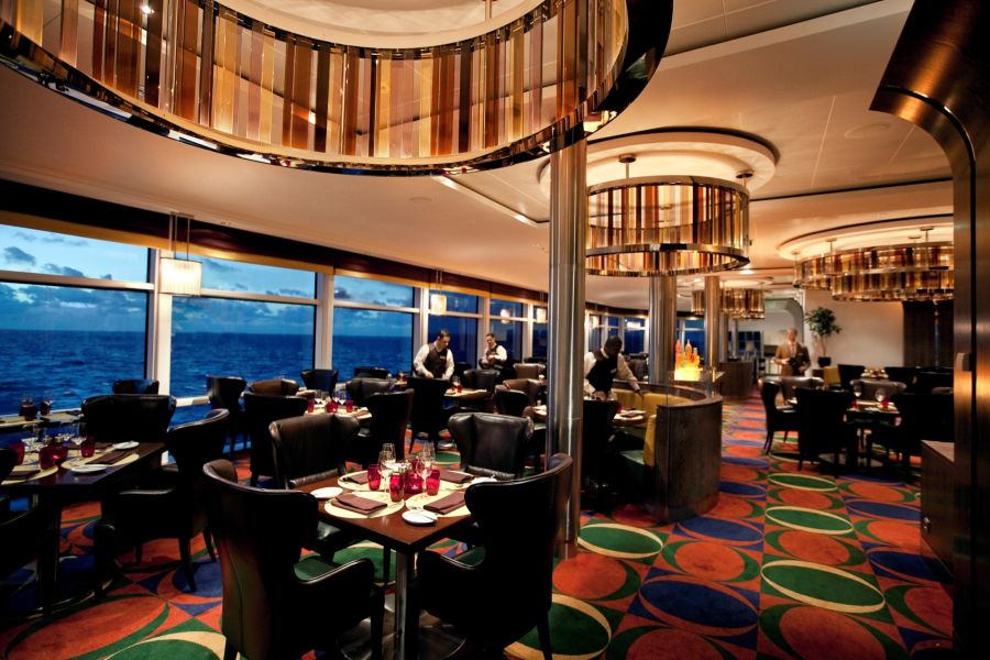 Celebrity Infinity-dining-Tuscan Grille