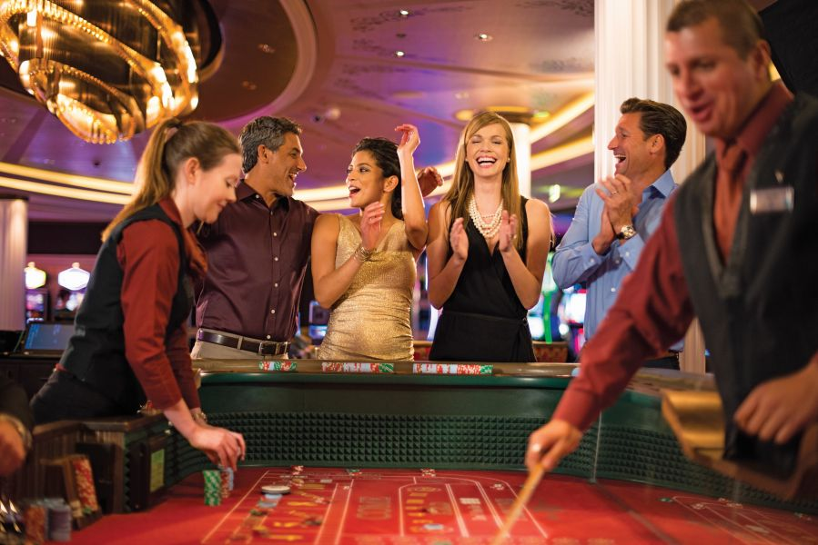 Celebrity Infinity-entertaiment-Fortunes Casino