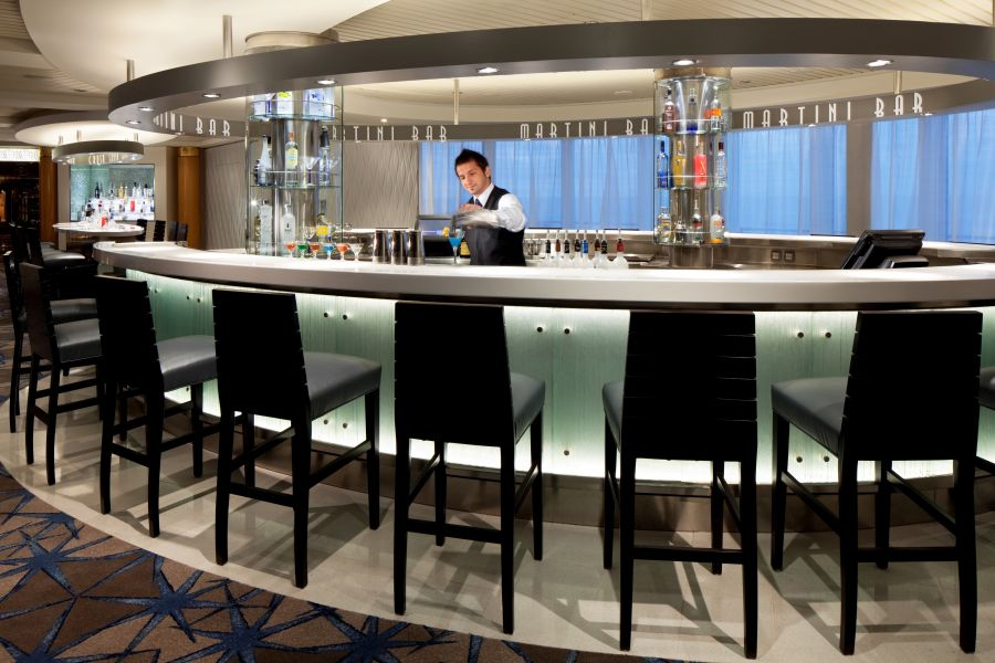 Celebrity Infinity-entertaiment-Martini Bar & Crush