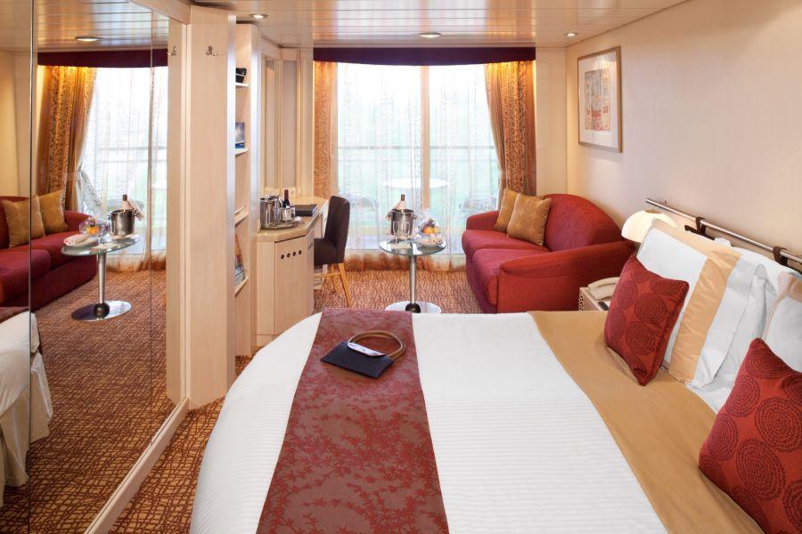 Celebrity Millennium-stateroom-Concierge Class Staterooms