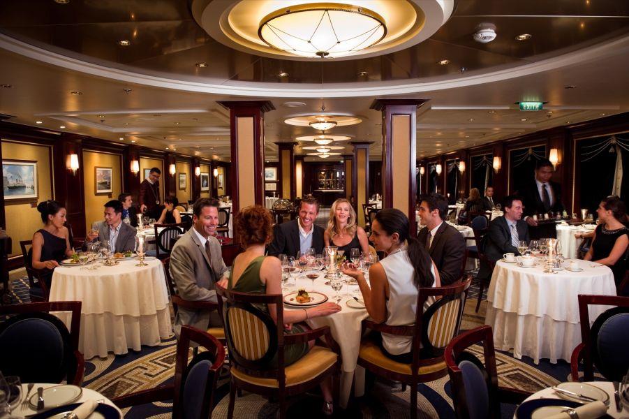 Celebrity Millennium-dining-Metropolitan Main Dining Room