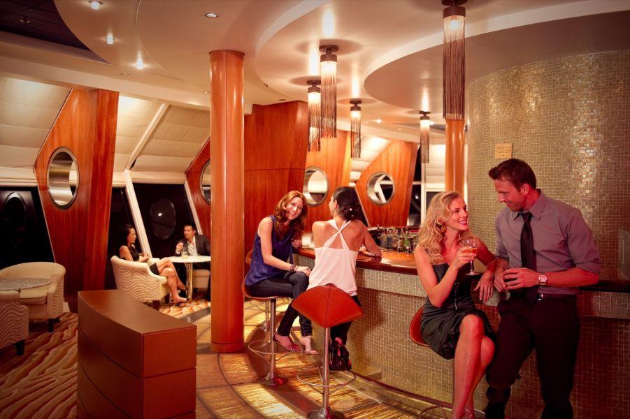 Celebrity Millennium-entertaiment-Cosmos Lounge