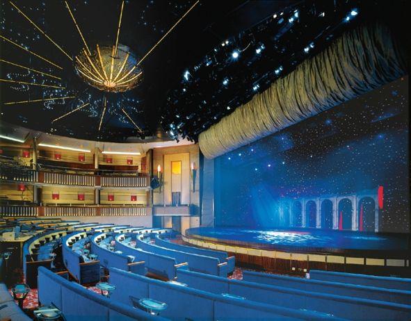 Celebrity Millennium-entertaiment-Theatre