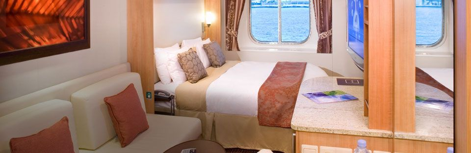 Celebrity Silhouette-stateroom-Accessible Staterooms and Suites