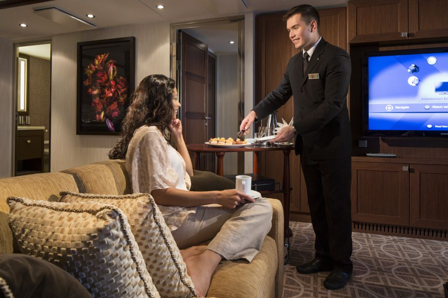 Celebrity Silhouette-stateroom-Royal Suite