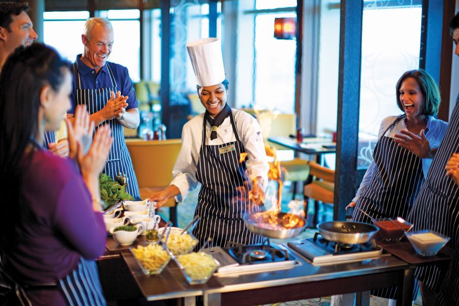 Celebrity Silhouette-dining-Tuscan Grille