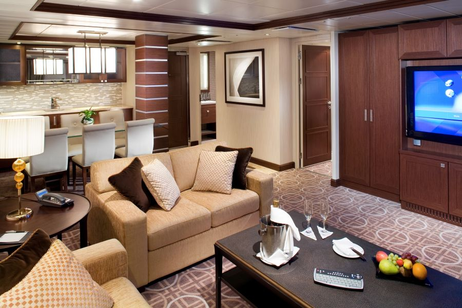 Celebrity Solstice-stateroom-Royal Suite