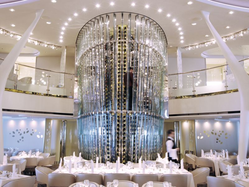 Celebrity Solstice-dining-Main Dining
