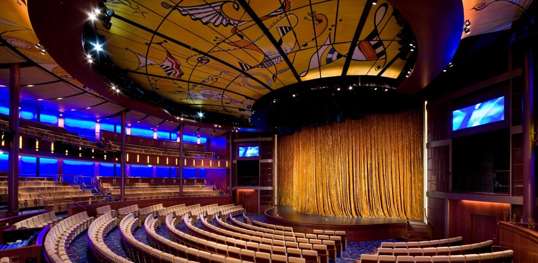 Celebrity Solstice-entertaiment-Theatre