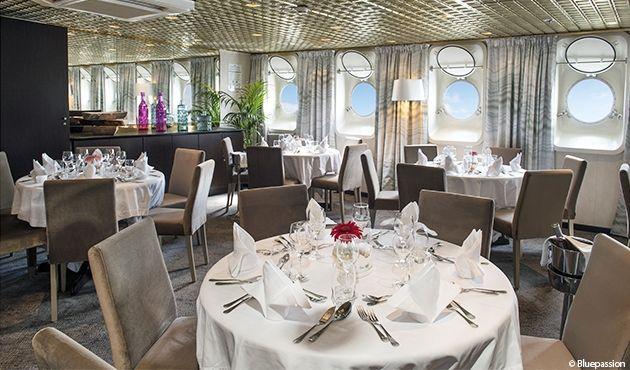La Belle de L'Adriatique-dining-